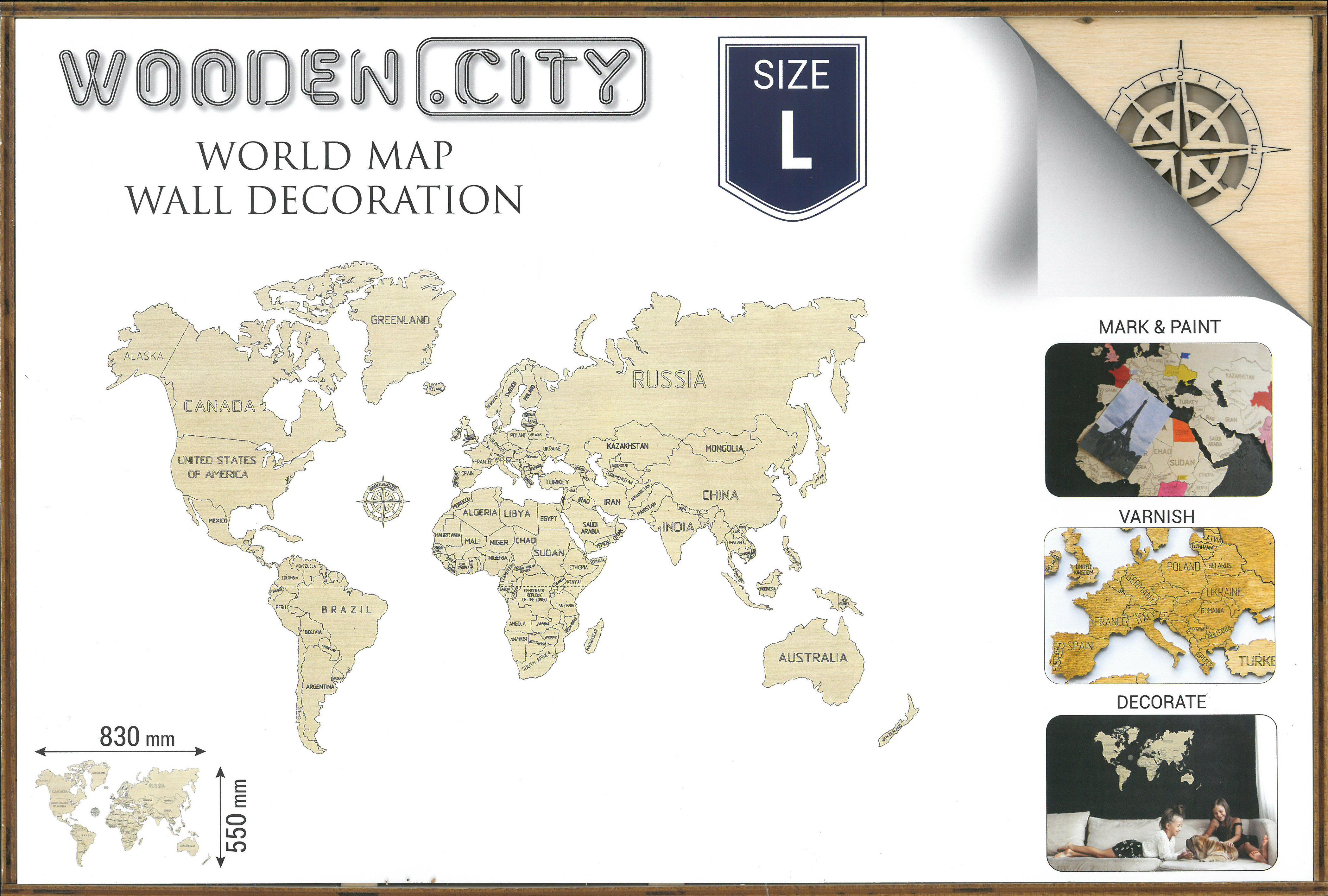 Craenen: Wooden City