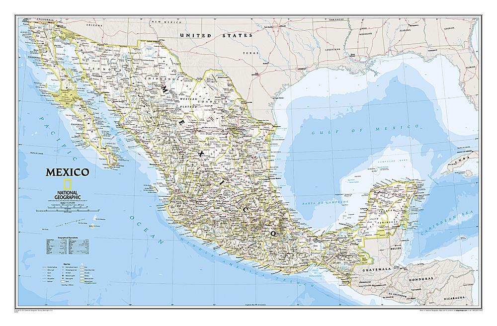 kaart canada amerika