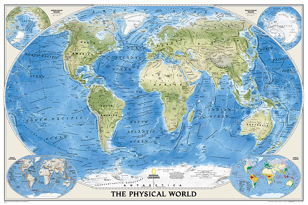 Craenen national geographic flat maps world physical ocean floor gumiabroncs Image collections