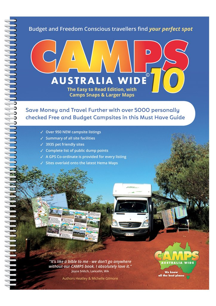 Camps Australia Wide 10 with Snaps