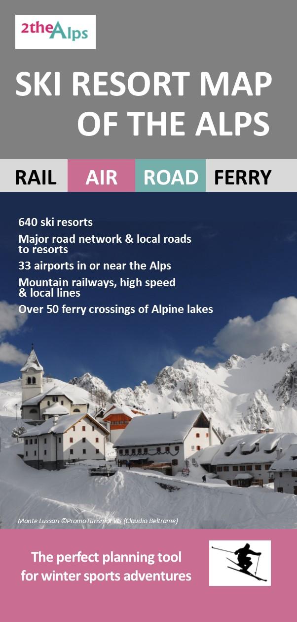 Us Ski Resorts Map Poster Globalinterco - Procedural map rust rusttopia us