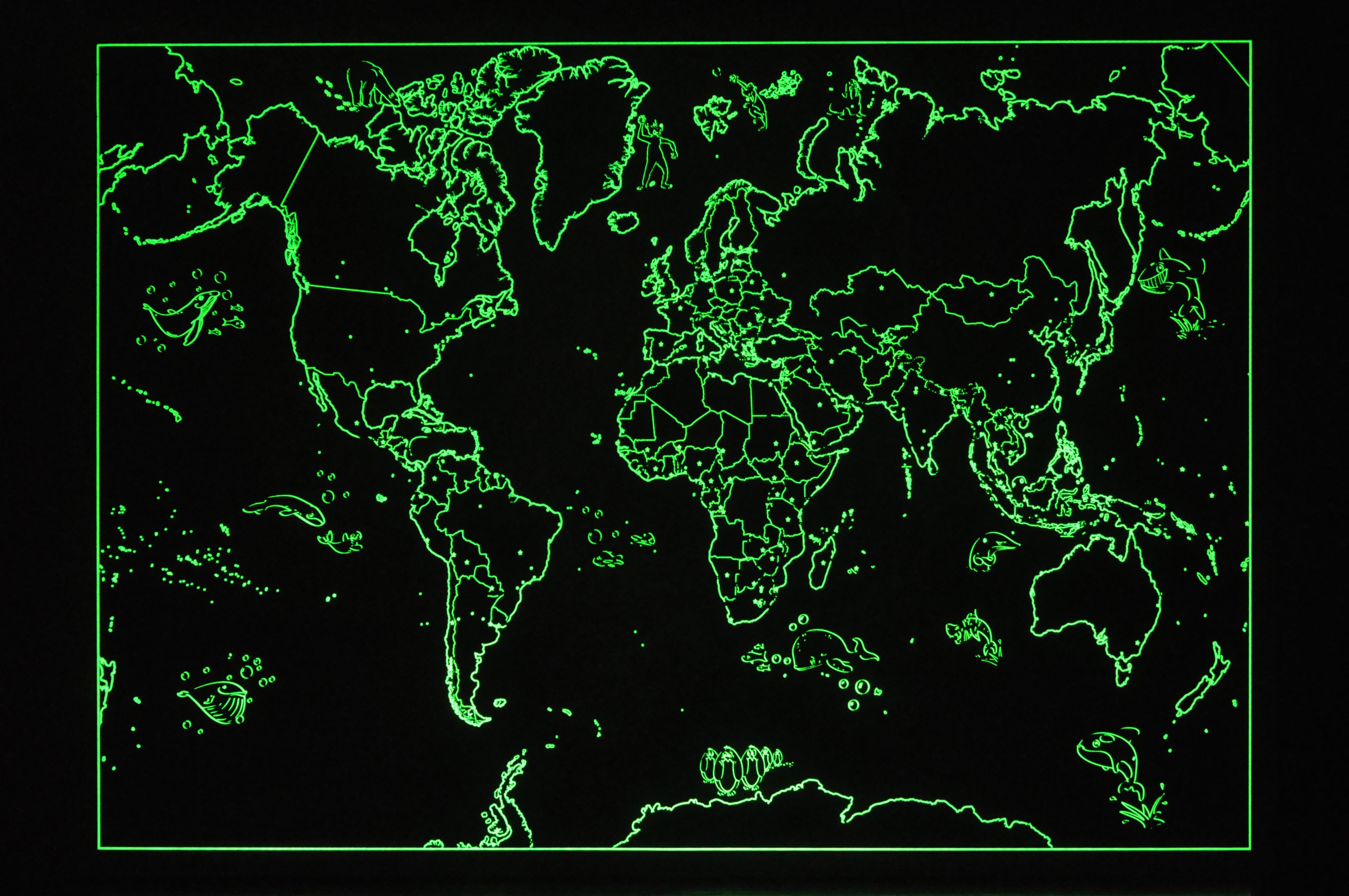 Craenen maps int specials glow in the dark kidsglow gumiabroncs Gallery