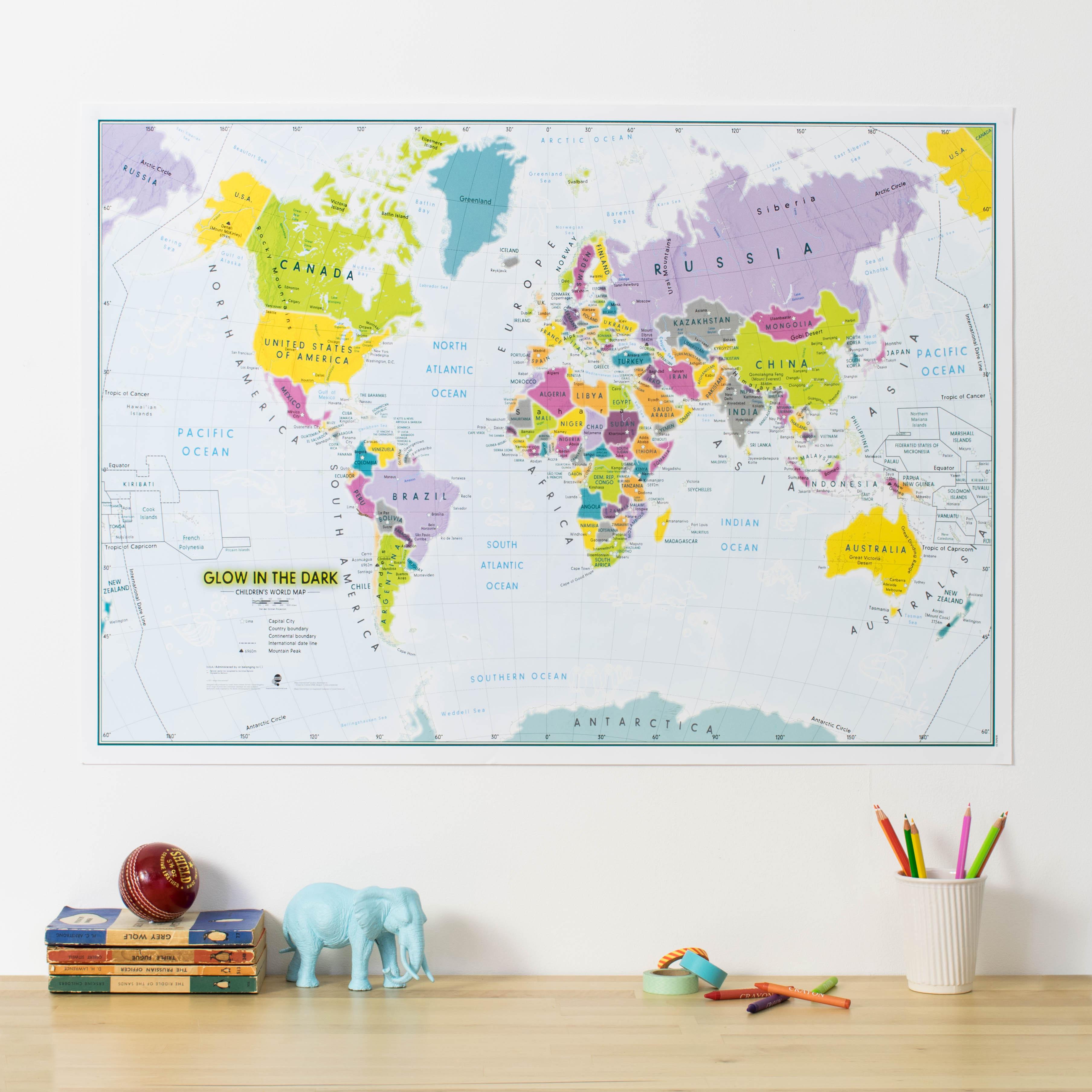 Craenen welcome childrens world map gumiabroncs Gallery