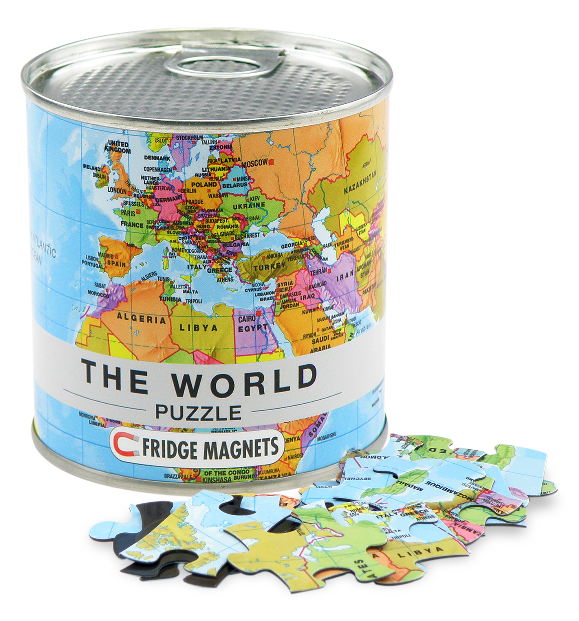 Craenen world puzzle extragoods a magnetic puzzle of the maps international world map gumiabroncs Choice Image