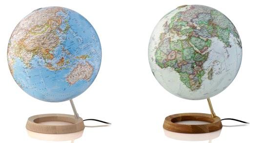 Craenen: Globes National Geographic