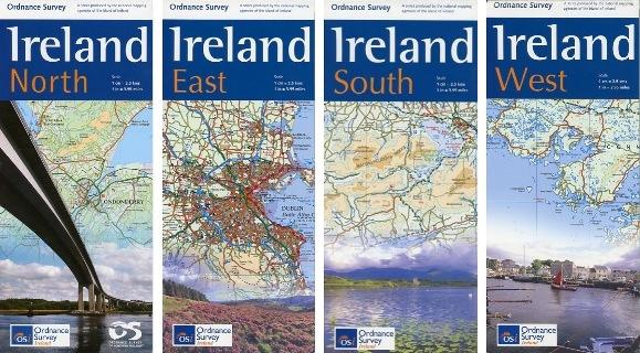 Osi Map Of Ireland.Craenen Osi Ireland